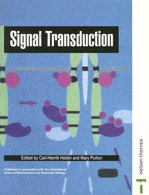 Signal Transduction  2nd 1996 (Revised) 9780748740741 Front Cover