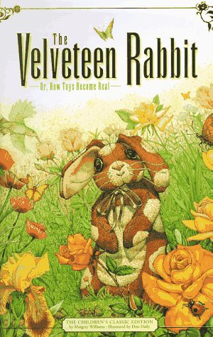 Velveteen Rabbit Or, How Toys Become Real  1997 (Children's) 9780762401741 Front Cover