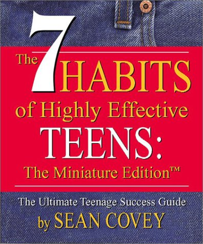 7 Habits of Highly Effective Teens   2002 edition cover
