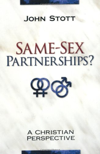 Same-Sex Partnerships? A Christian Perspective N/A edition cover