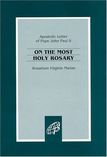 Most Holy Rosary  N/A edition cover