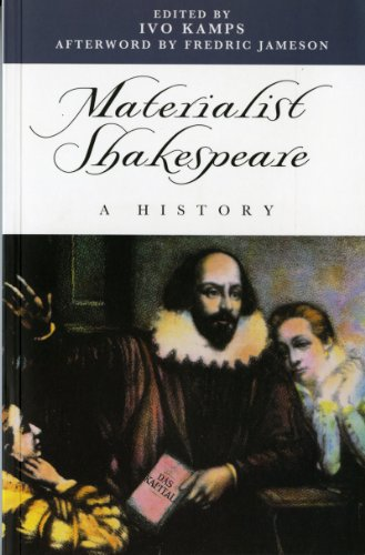 Materialist Shakespeare A History  1995 edition cover