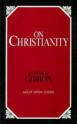 On Christianity  Unabridged  9780879756741 Front Cover