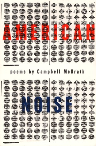 American Noise  N/A 9780880013741 Front Cover