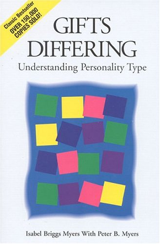 Gifts Differing Understanding Personality Type 3rd 1995 (Reprint) edition cover
