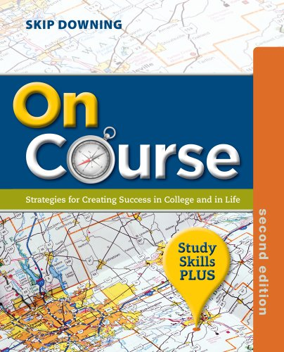 On Course: Study Skills Plus Edition 2nd 2013 edition cover