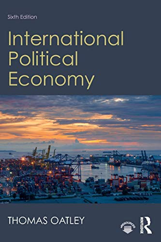 International Political Economy 6th 2018 9781138490741 Front Cover