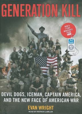 Generation Kill:  2008 9781400159741 Front Cover