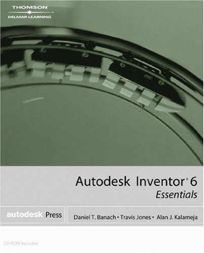 Autodesk Inventor 6 Essentials  2003 9781401826741 Front Cover