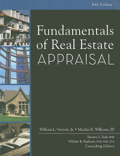 Fundamentals of Real Estate Appraisal, 10th Edition  10th 2008 (Revised) edition cover