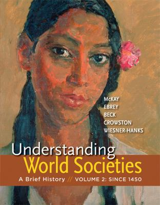Understanding World Societies, Volume 2 A Brief History  2013 edition cover