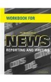 Workbook for News Reporting and Writing:   2013 edition cover