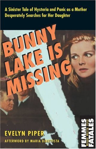 Bunny Lake Is Missing   2004 edition cover