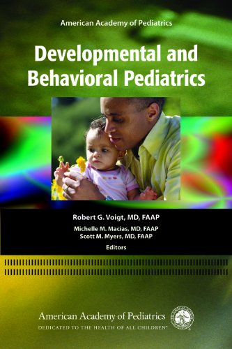 AAP Developmental and Behavioral Pediatrics   2010 9781581102741 Front Cover