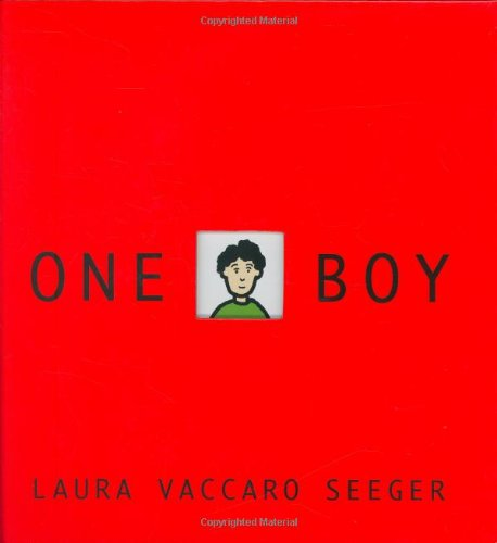 One Boy   2008 edition cover