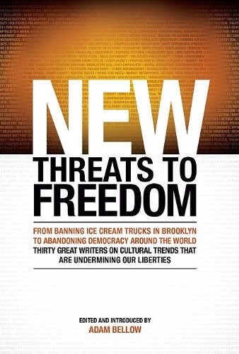 New Threats to Freedom   2011 9781599473741 Front Cover