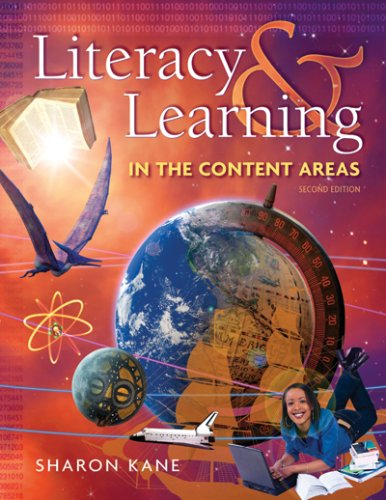 Literacy and Learning in the Content Areas  2nd 2007 edition cover