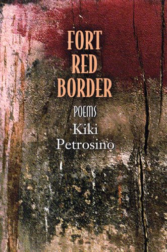 Fort Red Border Poems  2009 edition cover