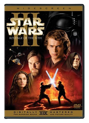 Star Wars: Episode III - Revenge of the Sith (Widescreen Edition) System.Collections.Generic.List`1[System.String] artwork
