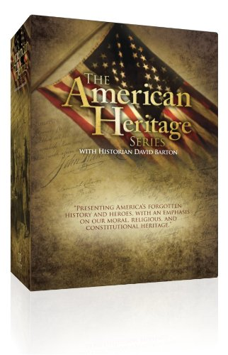 American Heritage Series - Ten DVD Set System.Collections.Generic.List`1[System.String] artwork