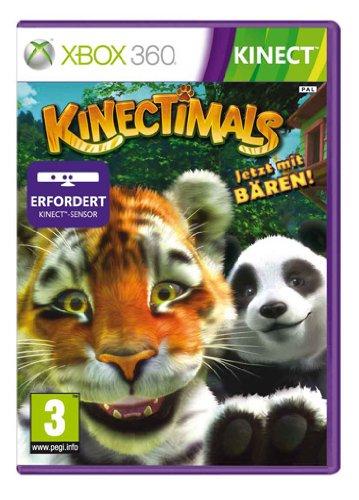 Kinectimals (Kinect erforderlich) Xbox 360 artwork