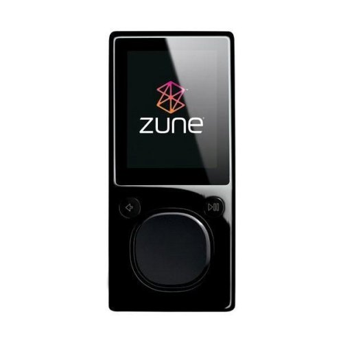 Zune (2nd Generation) - 16GB - Black product image