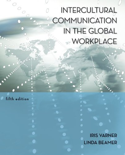 Intercultural Communication in the Global Workplace  5th 2011 edition cover