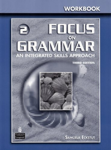 Focus on Grammar An Integrated Skills Approach 3rd 2006 9780131899742 Front Cover