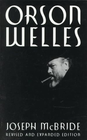 Orson Welles  2nd 1996 (Revised) 9780306806742 Front Cover