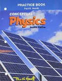 Practice Book for Conceptual Physics:   2014 edition cover