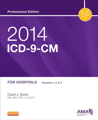 ICD-9-CM 2014 for Hospitals:   2013 edition cover