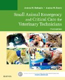 Small Animal Emergency and Critical Care for Veterinary Technicians  3rd 2016 edition cover