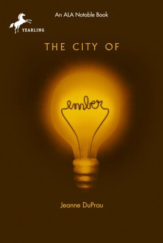 City of Ember   2003 9780375822742 Front Cover