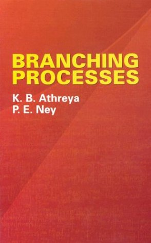 Branching Processes   2004 edition cover