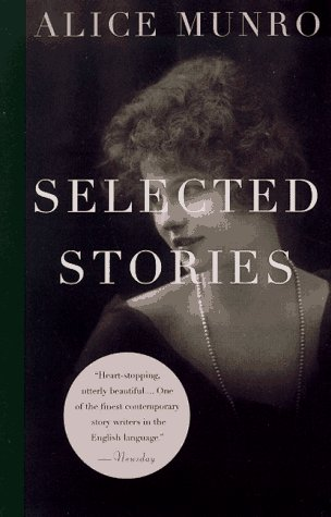 Alice Munro - Selected Stories  N/A edition cover