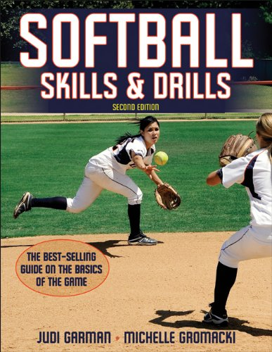 Softball Skills and Drills  2nd 2011 edition cover