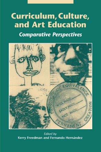 Curriculum, Culture, and Art Education Comparative Perspectives N/A edition cover