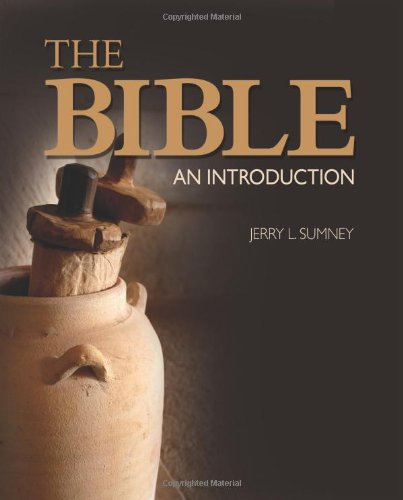 Bible An Introduction  2009 edition cover