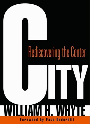 City Rediscovering the Center  2009 edition cover