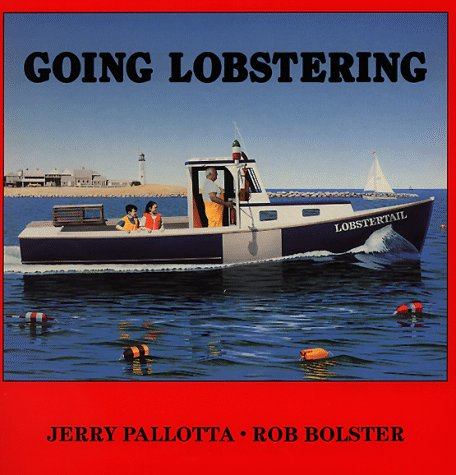 Going Lobstering  N/A 9780881064742 Front Cover