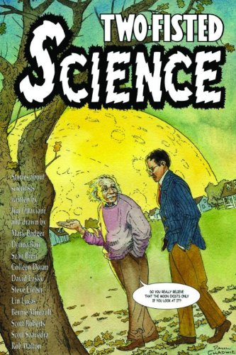 Two-Fisted Science Stories about Scientists N/A edition cover