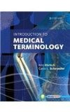 Introduction to Medical Terminology:   2013 edition cover