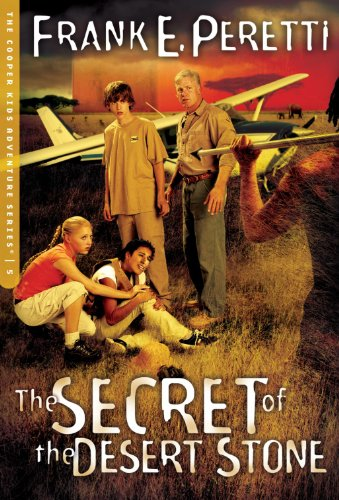 Secret of the Desert Stone   2005 9781400305742 Front Cover