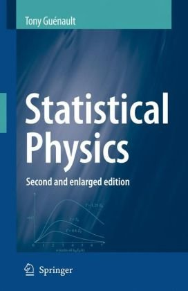Statistical Physics  2nd 1995 (Revised) 9781402059742 Front Cover