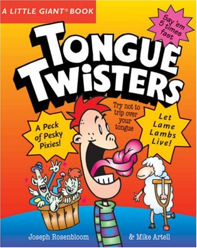 Tongue Twisters   1999 edition cover
