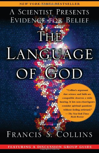 Language of God A Scientist Presents Evidence for Belief N/A 9781416542742 Front Cover