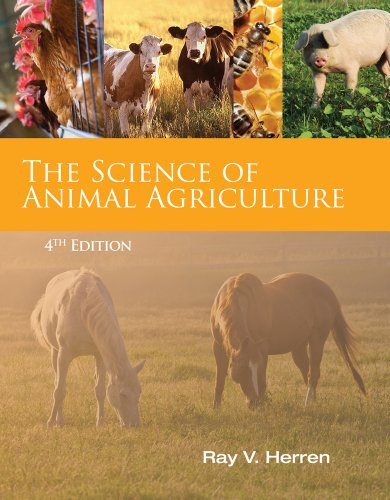 Science of Animal Agriculture  4th 2012 edition cover