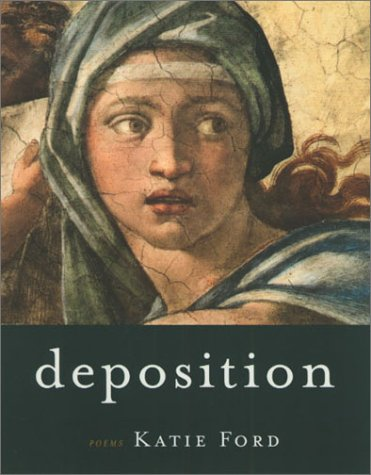 Deposition Poems  2002 edition cover