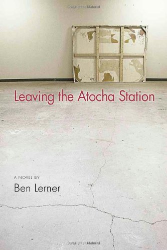 Leaving the Atocha Station   2011 edition cover