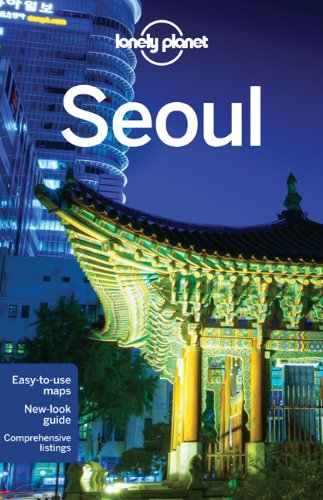 Seoul  7th 2012 (Revised) edition cover